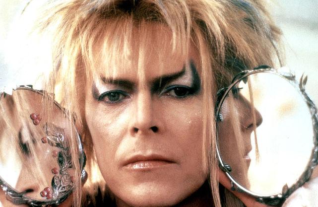 A versatilidade de David Bowie no cinema