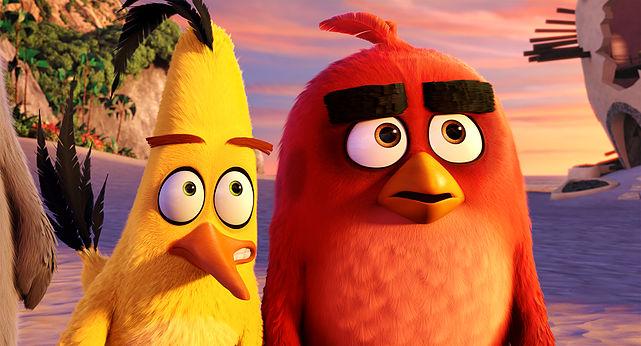 Crítica: Angry Birds – O Filme