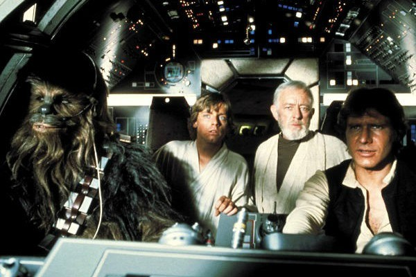 Crítica: Star Wars: Episódio IV – Uma Nova Esperança