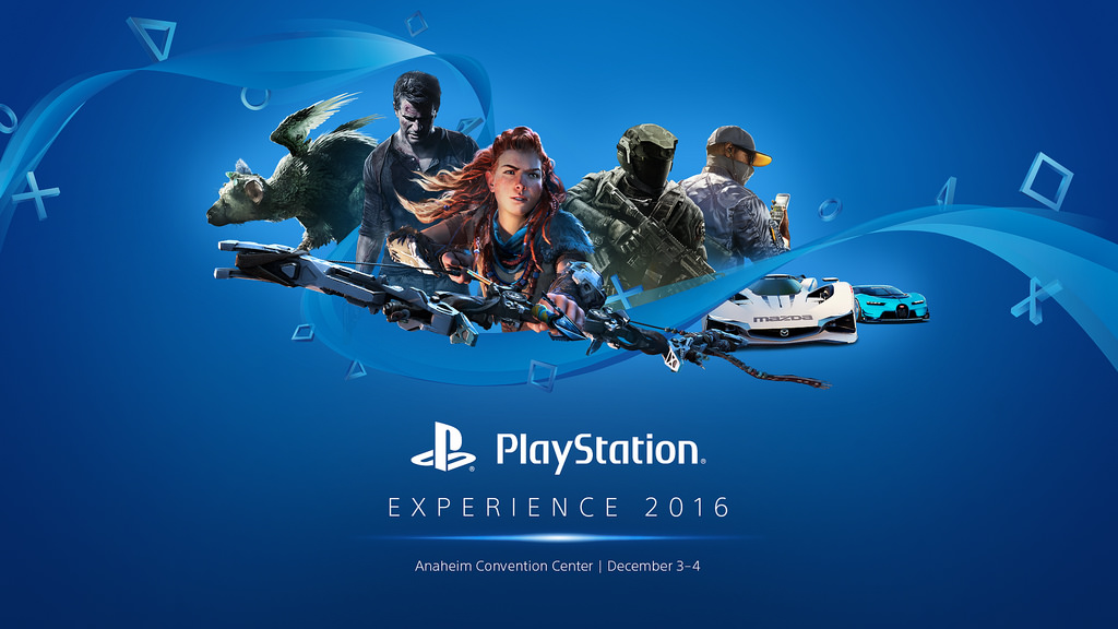Os trailers da PlayStation Experience 2016