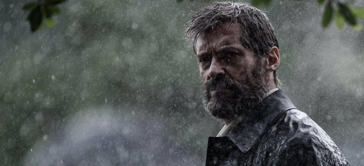 Hugh Jackman participa de coletiva em São Paulo para divulgar Logan, seu último filme como Wolverine