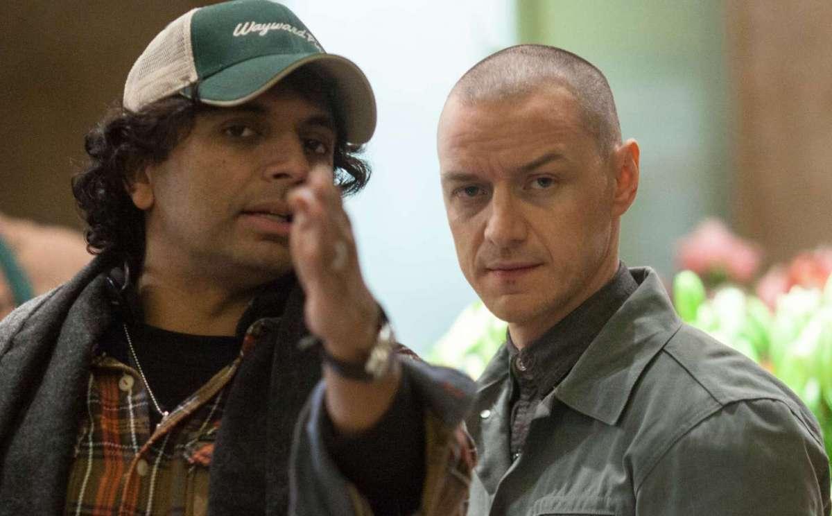 Universal Pictures traz M. Night Shyamalan para o lançamento de Fragmentado, em São Paulo