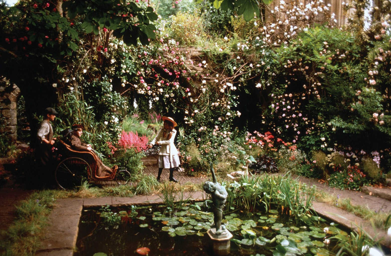 Rebobinando: O Jardim Secreto (1993)