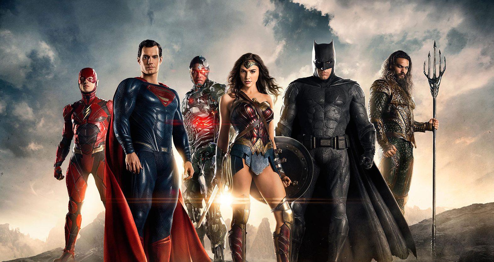 Liga da Justiça: Warner libera 7 clipes do filme