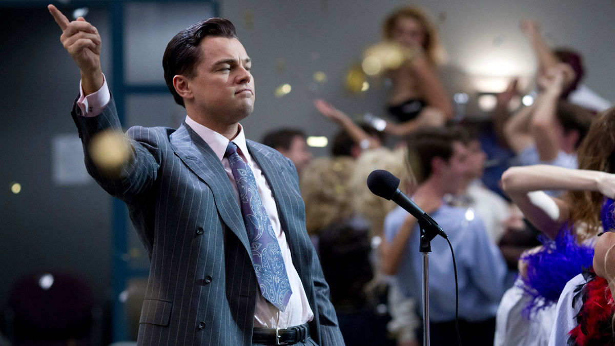 Crítica: O Lobo de Wall Street