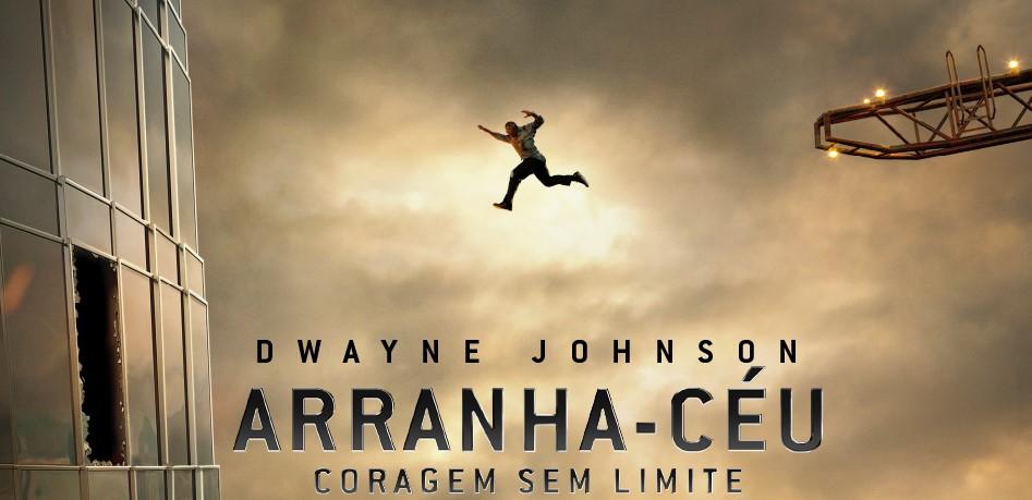 Skyscraper: The Rock se aventura em novo thriller de ação