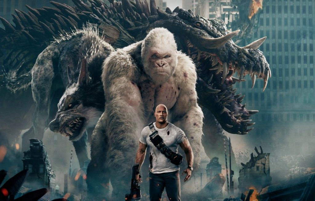 Imagem do filme Rampage - Destruição Total