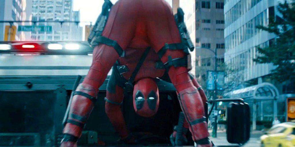 Imagem do filme Deadpool 2