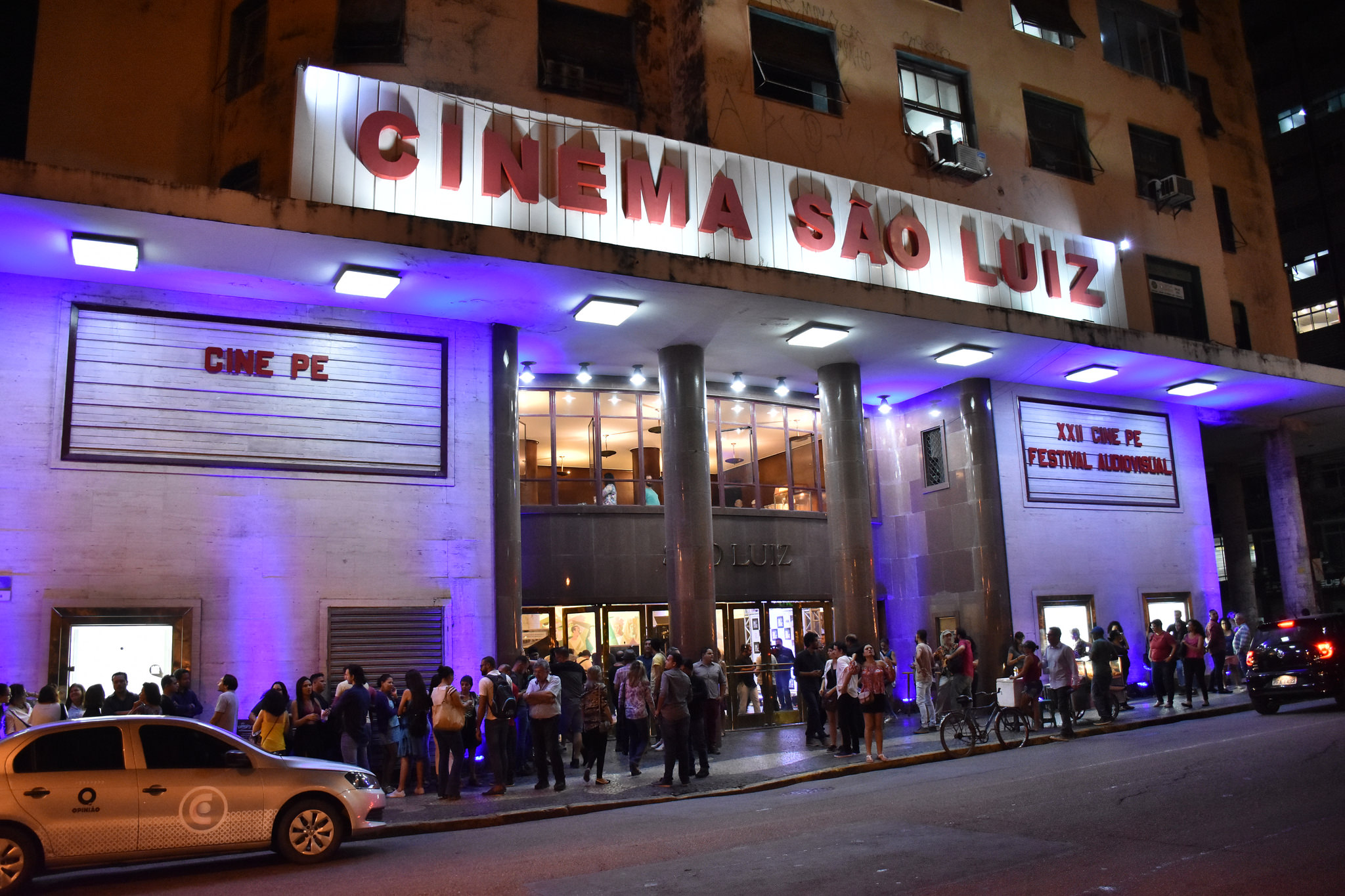 Cine PE 2018: Cobertura do 1º dia