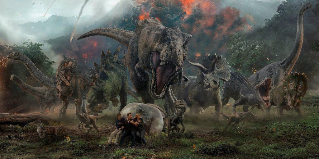 Imagem de Jurassic World: Reino Ameaçado