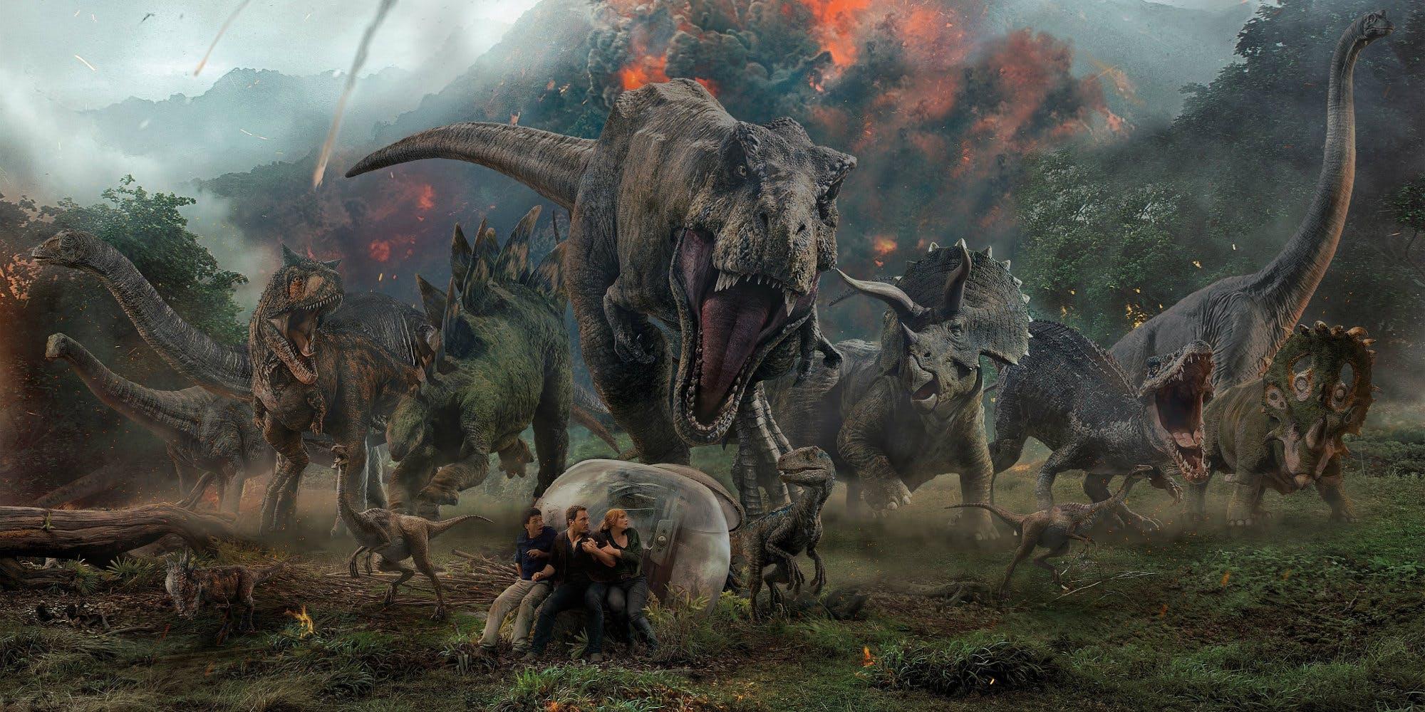 Crítica: Jurassic World – Reino Ameaçado