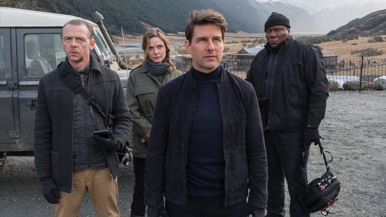 Imagem do filme 'Missão: Impossível - Efeito Fallout'