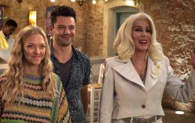 Imagem do filme 'Mamma Mia! Lá Vamos Nós de Novo'