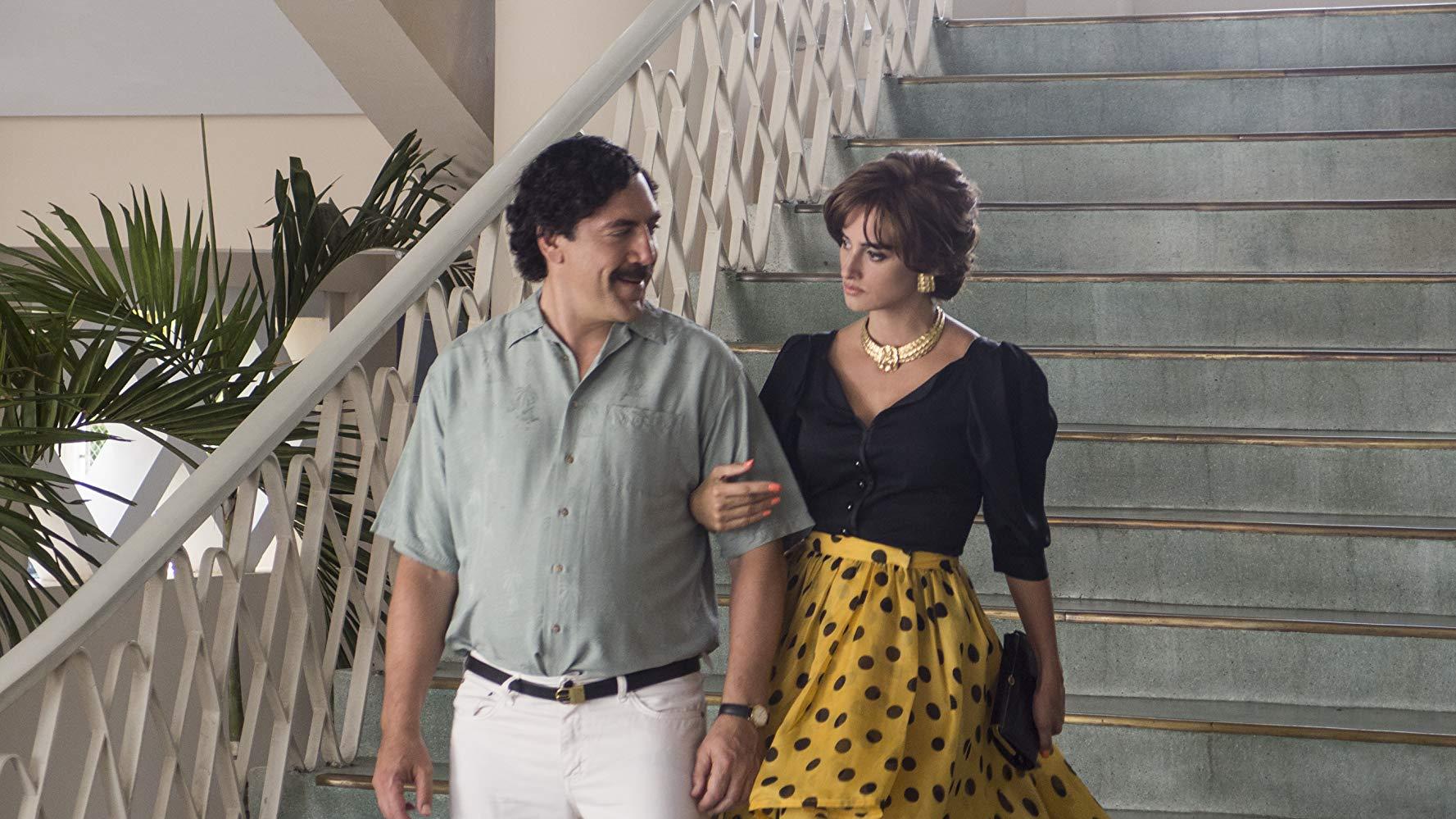 Imagem do filme 'Escobar - A Traição'