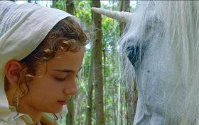 Imagem do filme 'Unicórnio'