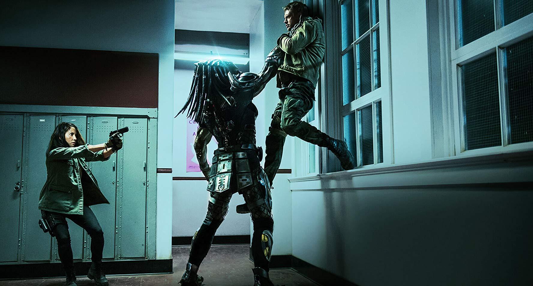 Imagem do filme 'O Predador'