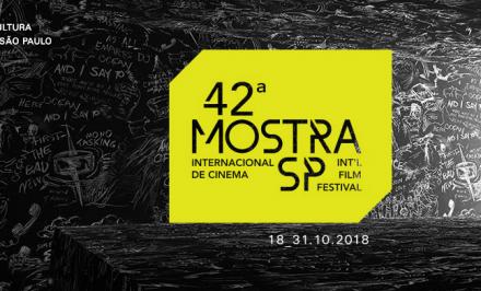42ª Mostra Internacional de Cinema em São Paulo