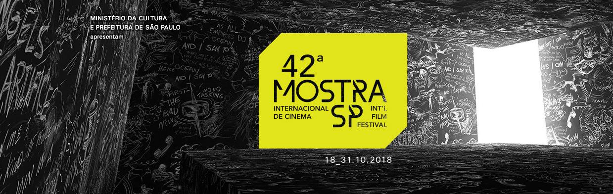 Cobertura da 42ª Mostra Internacional de Cinema em São Paulo