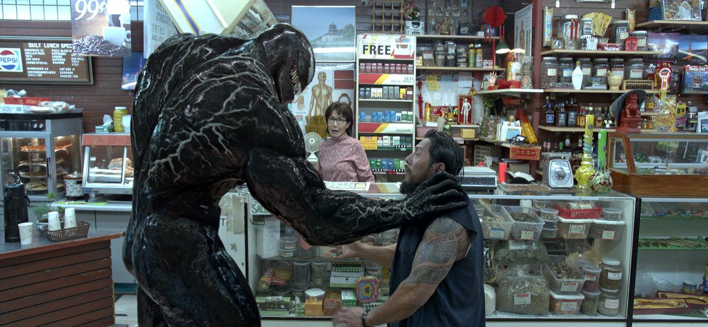 Venom critica