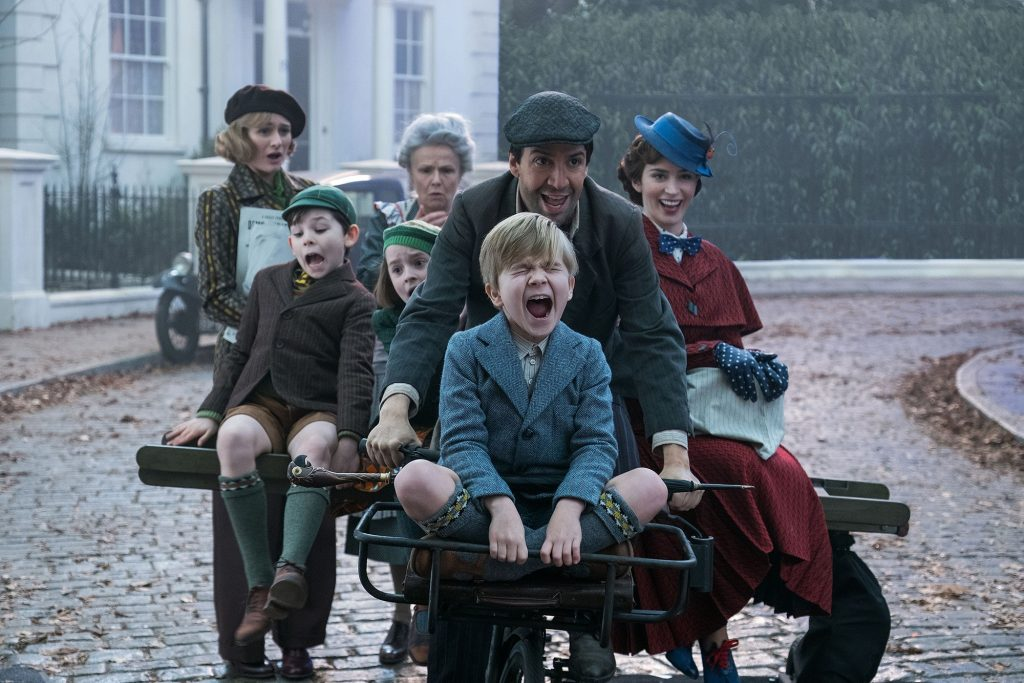 o retorno de mary poppins critica