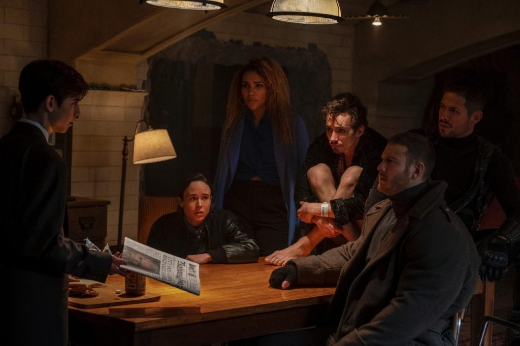 the umbrella academy critica