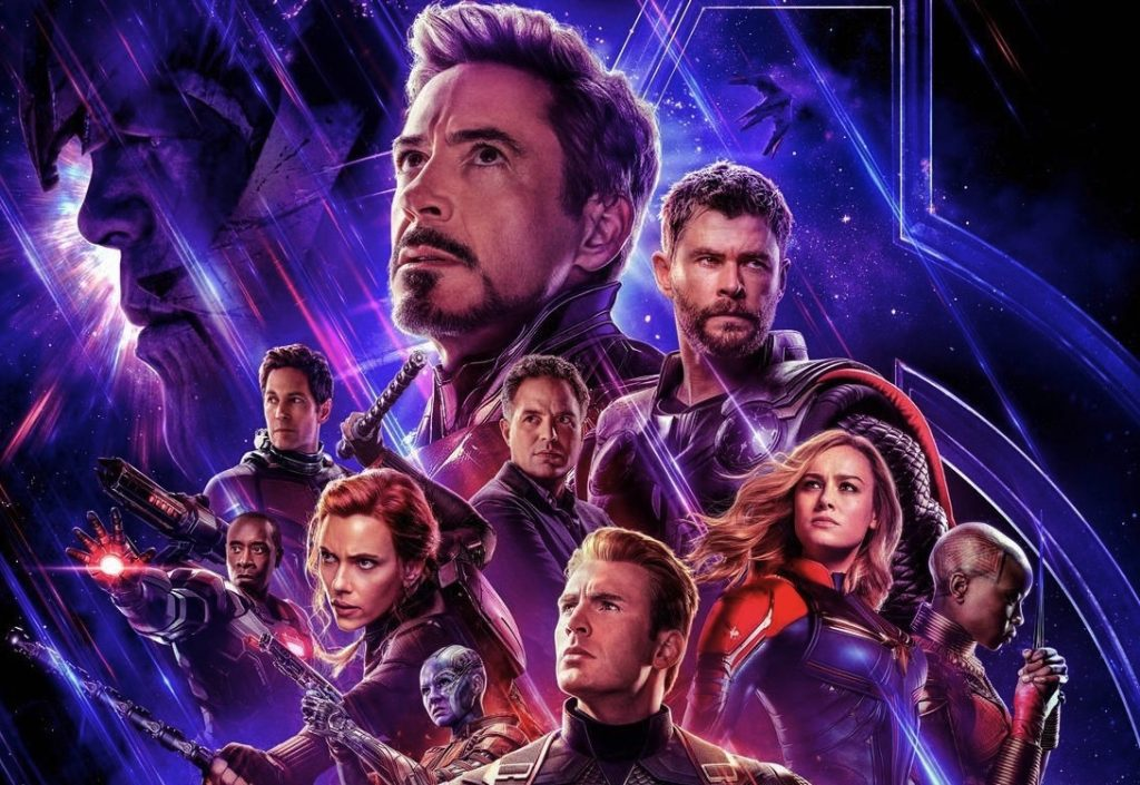 vingadores: ultimato filme
