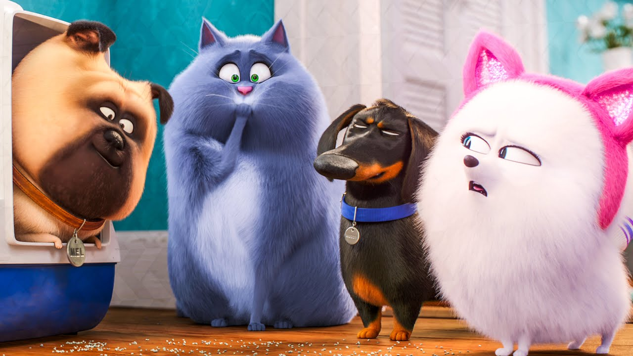 Crítica: Pets – A Vida Secreta dos Bichos 2