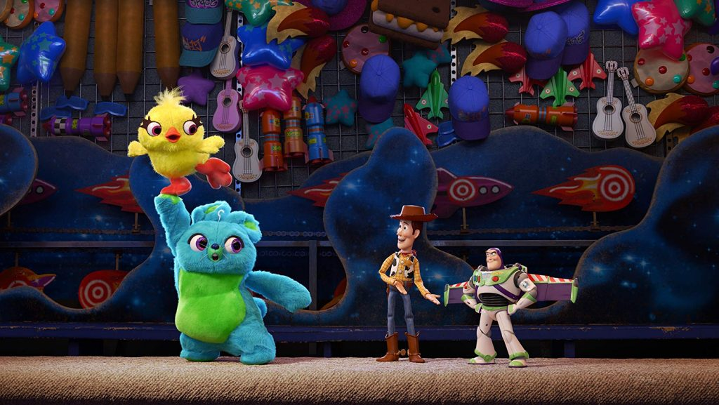 Critica Toy Story 4