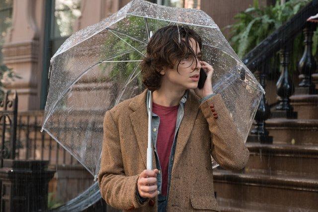 Crítica: Um Dia de Chuva em Nova York